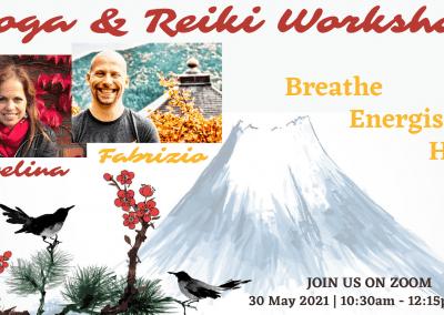 Hatha Yoga & Reiki Workshop
